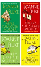 Apple Turnover Murder Bundle with Key Lime Pie Murder, Cherry Cheesecake Murder, and Lemon Meringue Pie Murder