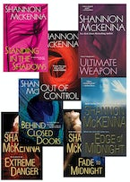 Shannon McKenna's McCloud Brothers Bundle