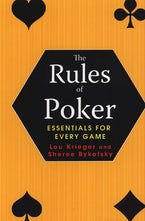 Rules Of Poker: Essentials For Every Game