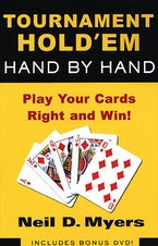 Tournament Hold 'em Hand By Hand:
