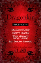 Dragonkin Bundle Books 1-4