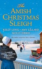 The Amish Christmas Sleigh