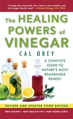 The Healing Powers of Vinegar - (3rd edition)