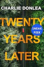 Twenty Years Later: Sneak Peek